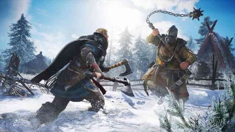 AMD May Give Assassin's Creed Valhalla Free