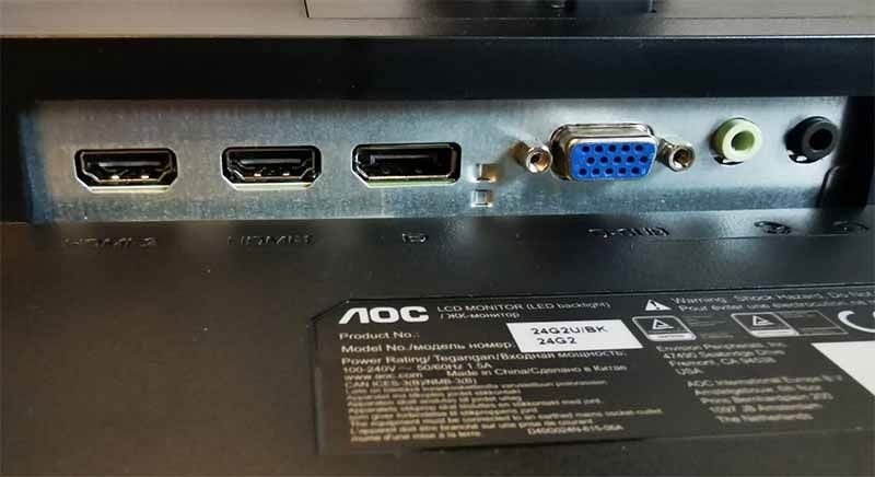 AOC 24G2U Review: Best cheap gaming monitor