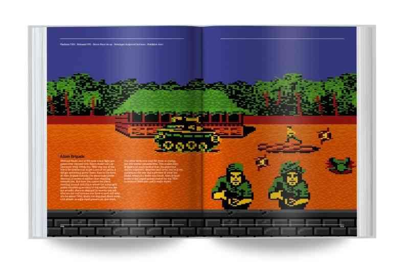 Atari 2600/7800: a visual compendium book