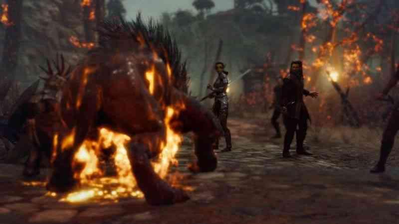 Baldur's Gate 3 Gameplay Revealed on D&D Live