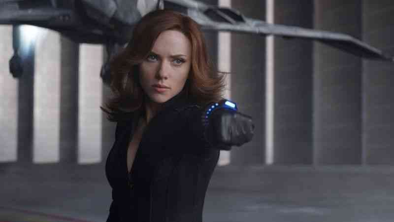 Black Widow Super Bowl TV Spot Released
