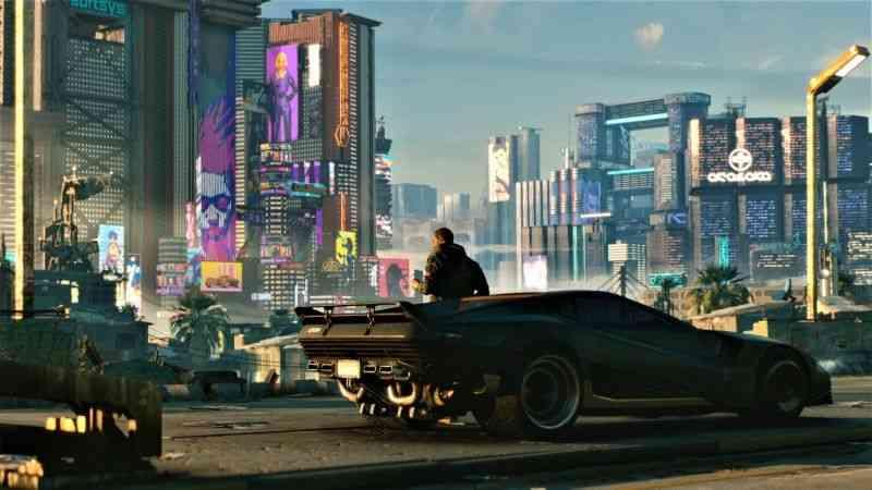 Cyberpunk 2077 Comic Book is Coming