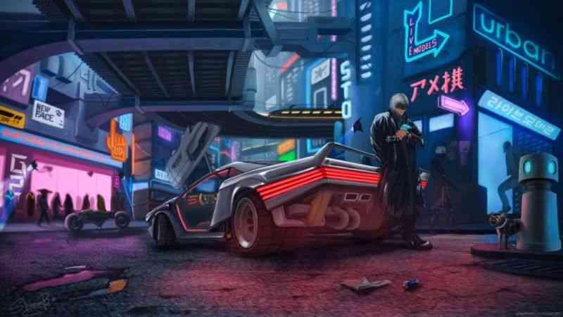 Cyberpunk 2077 will host 75 different street stories