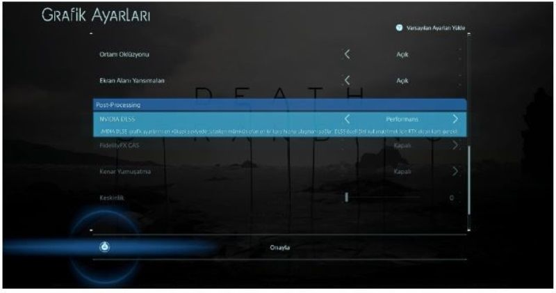 Death Stranding PC version and DLSS 2.0