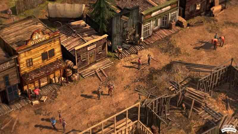 Desperados III is Out For PC, PS4 and Xbox One