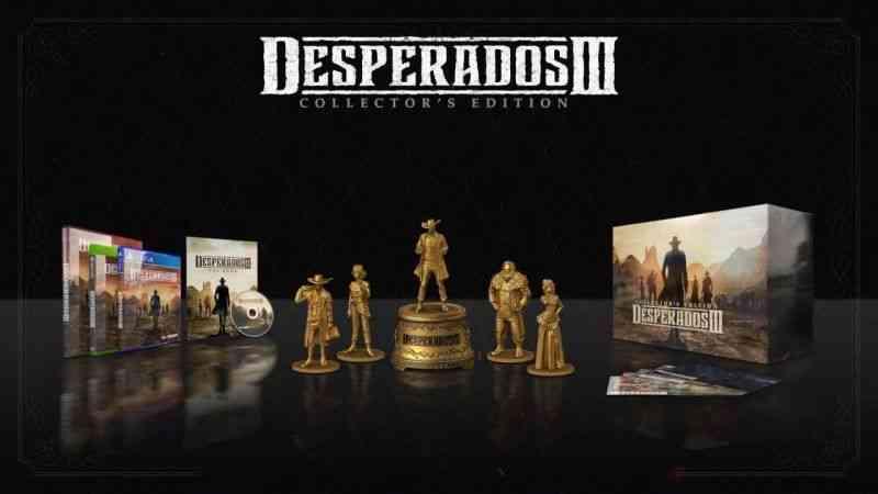 Interactive Trailer for Desperados III Released
