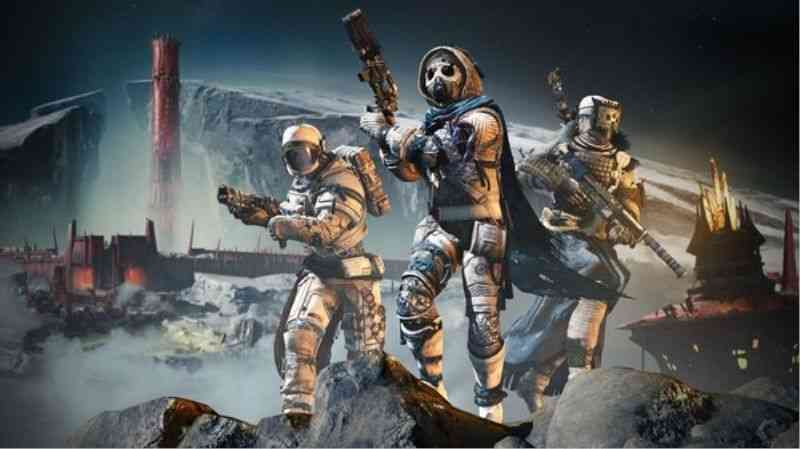 Destiny 2 Is Coming to New Generation