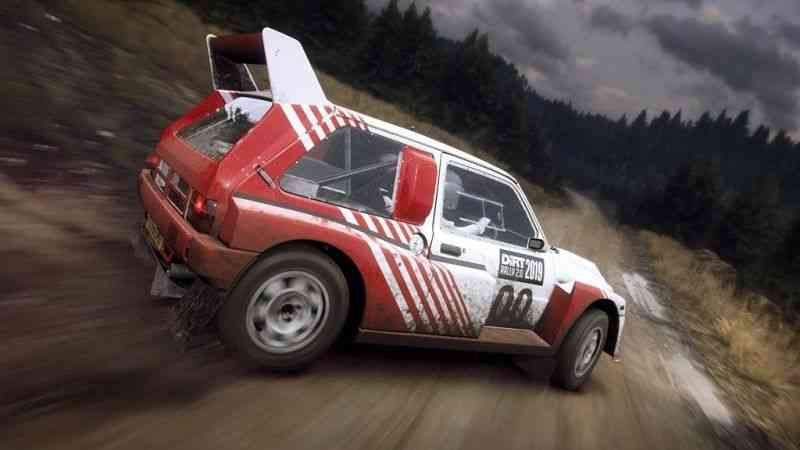 DiRT Rally 2.0, Colin McRae 'FLAT OUT' pack will launch soon