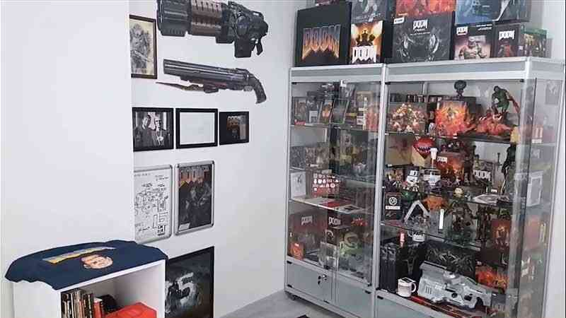 Doom Collection: The worlds most exclusive one