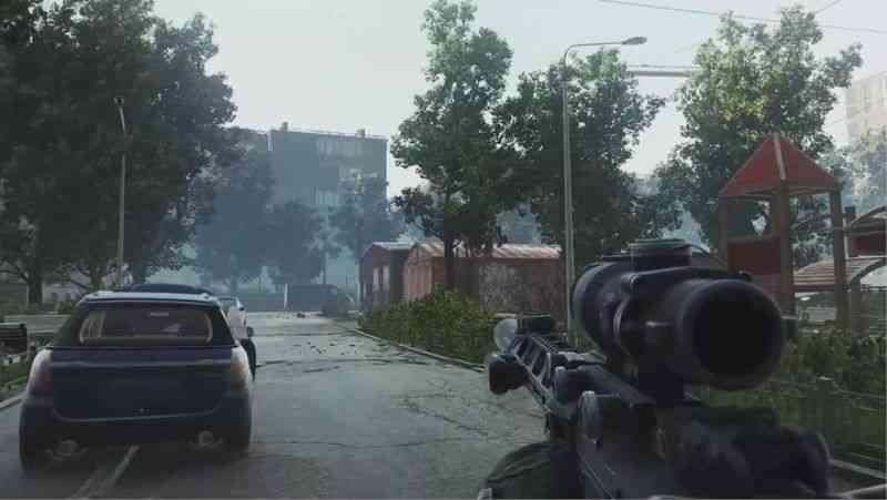Escape From Tarkov Getting a New Map