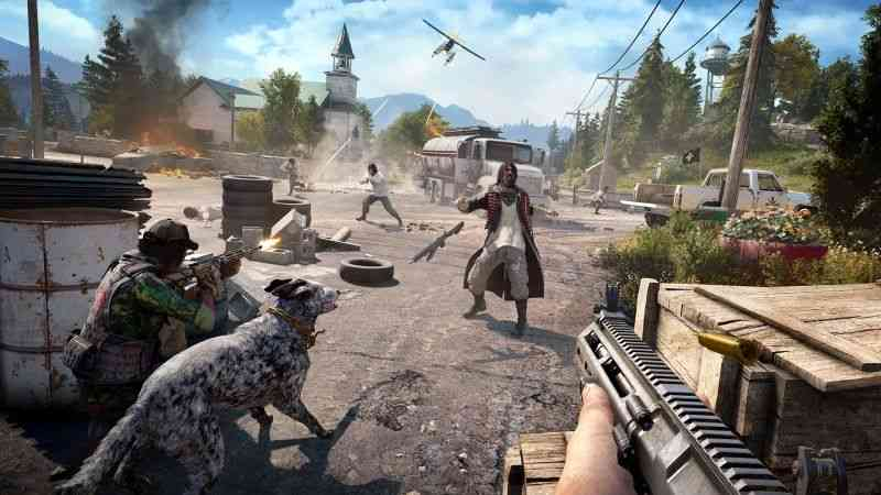 Far Cry 5 Announces Free Weekend on UPLAY