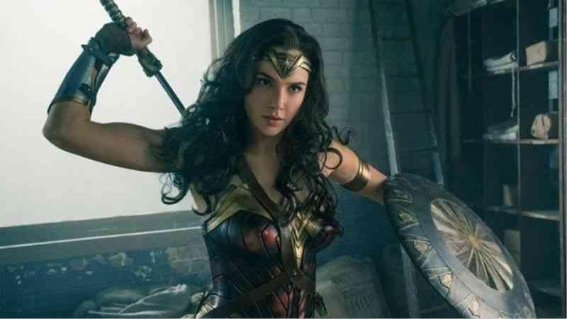 Wonder Woman - Justice Leauge Series