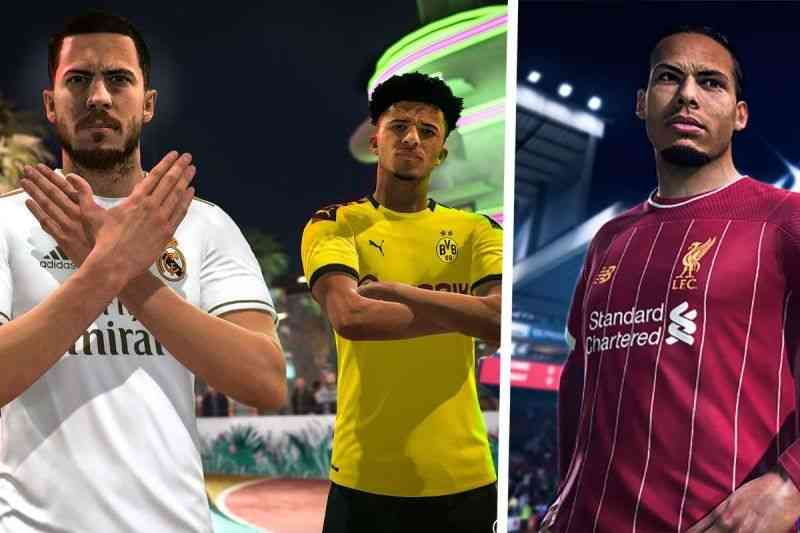 FIFA 21 will be on PS5