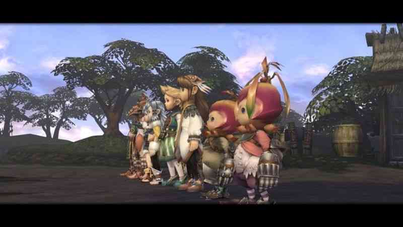 Final Fantasy Crystal Chronicles Remastered Edition on August