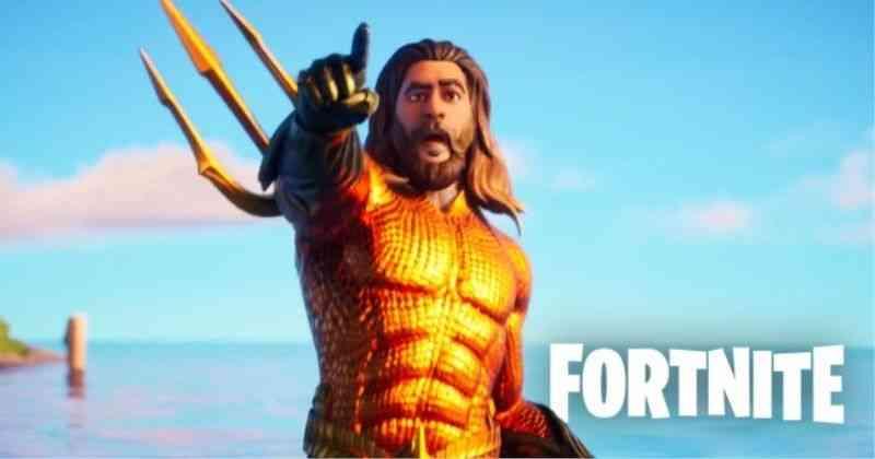 Fortnite Season 3 with Jason Momoa