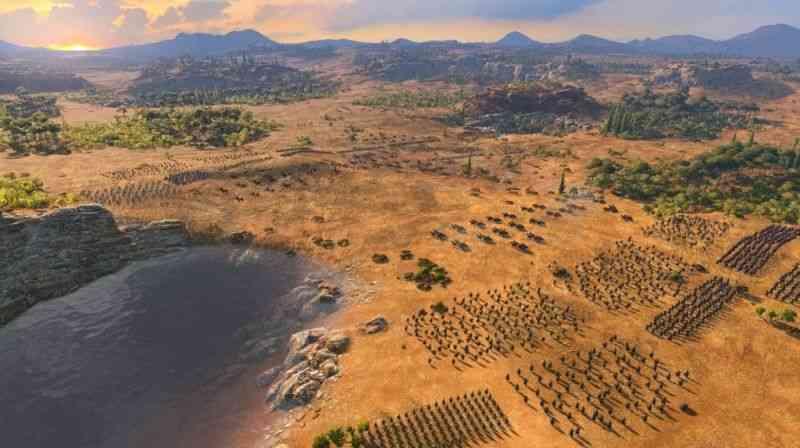 Free Total War Saga: TROY will be on Epic