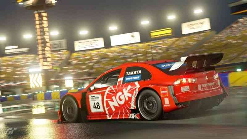 Gran Turismo 7 Looks Better on PS5