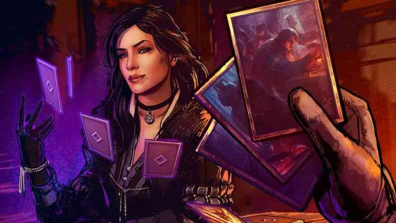 GWENT The Witcher Card Game is now available on Steam!
