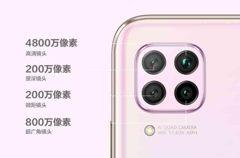 Cheap phone Huawei nova 7i is on the way