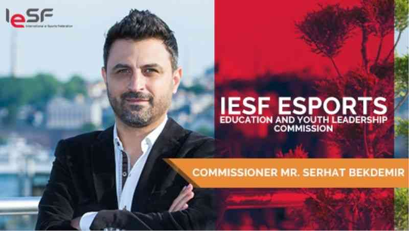 IESF founded a Commission for Esports and Youth