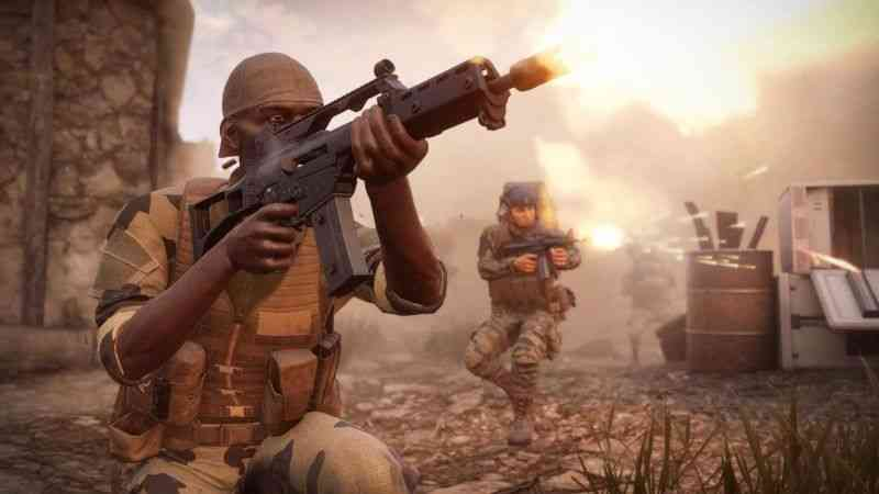 Insurgency: Sandstorm, launches on PS4 and XB1