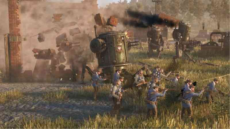 Demo of Iron Harvest May Come To PC Next Week