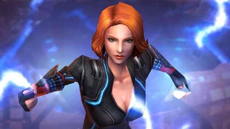 Marvel Future Fight Black Widow update brings new Super Heroes and Super Villains