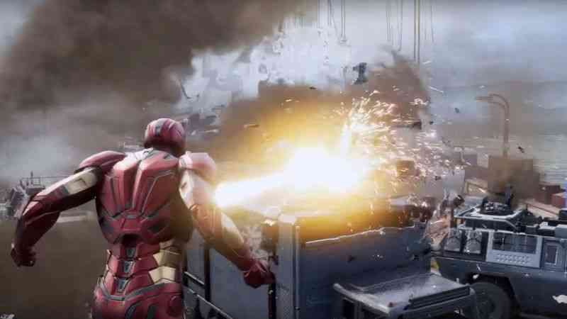 Marvel's Avengers Confirmed For Playstation 5 And Xbox Series X