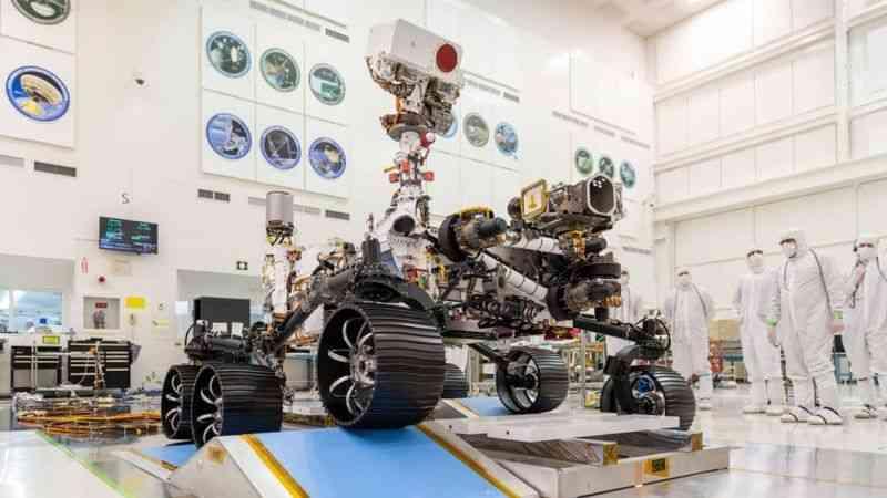 NASA Delays Mars Rover Launch Until Next Time