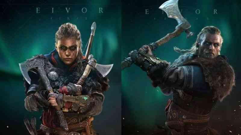 New Trailer: Assassin's Creed Valhalla Eivor's Fate