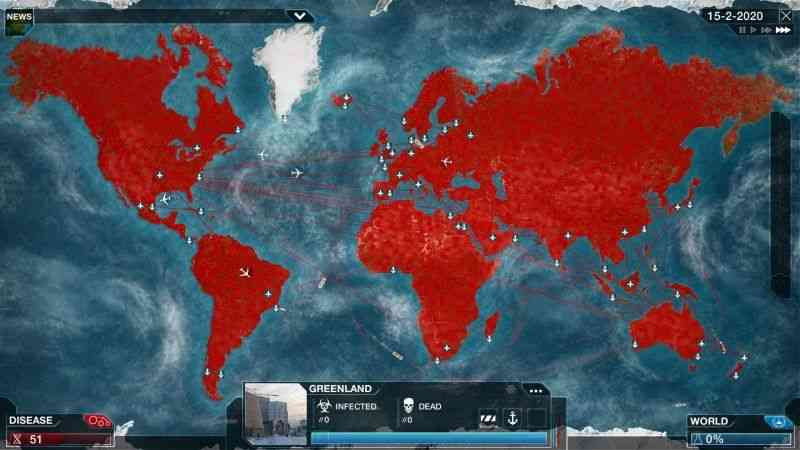 Plague Inc producer talked after Corona Outbreak