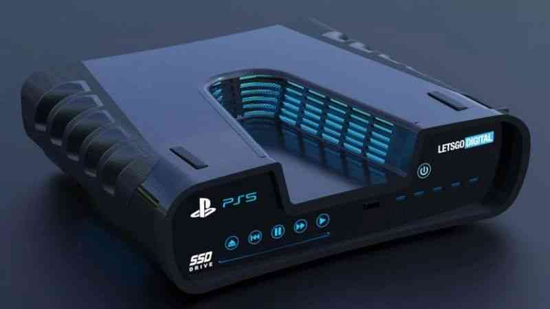 PlayStation 5 design may have leaked