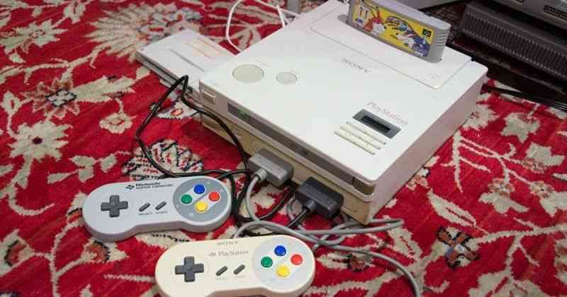 First Playstation console is on auction: $350.000
