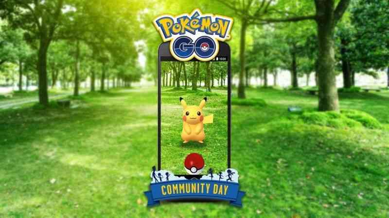 Pokémon GO Fest 2020 virtual event