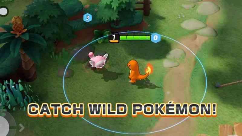Pokemon Unite: Announced as a MOBA Game