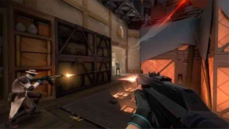Project A: Riot's new FPS game