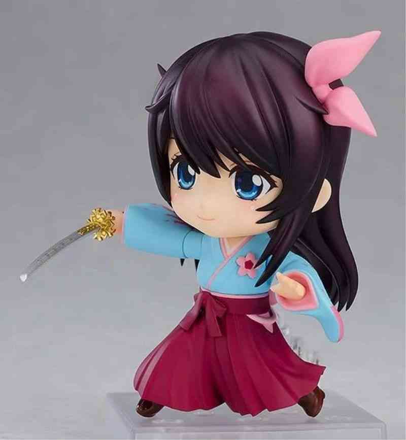 Sakura Wars Nendoroid Figure Gets Attention