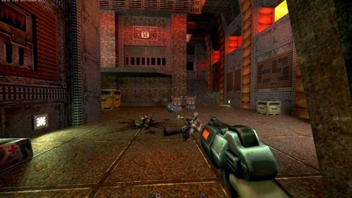 Free Quake 2 and Quake 3 For A Limited Time