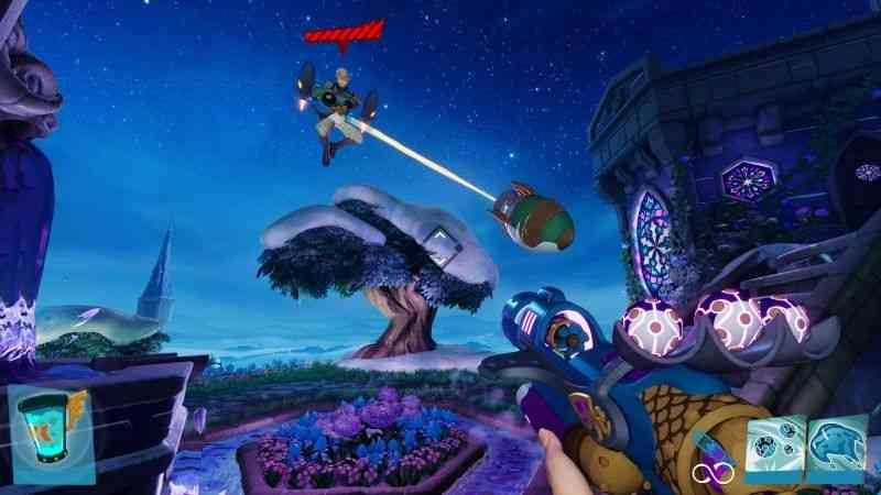 From Strike Games the New Game: Rocket Arena