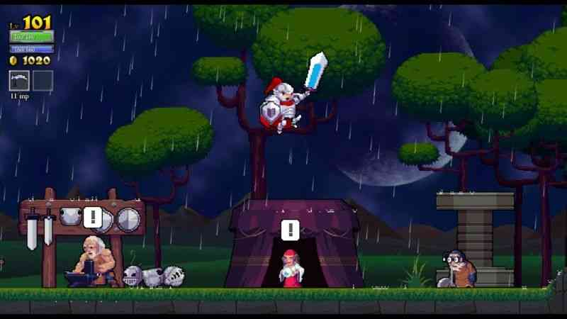 Rogue Legacy 2 Postponed to Another Date