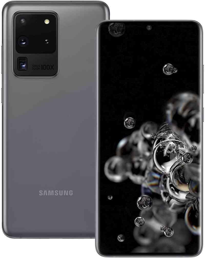 Samsung 150 Mp smartphone camera leaked