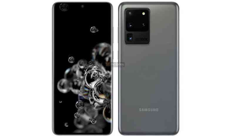 Samsung Galaxy S20 cameras Quick Take feature