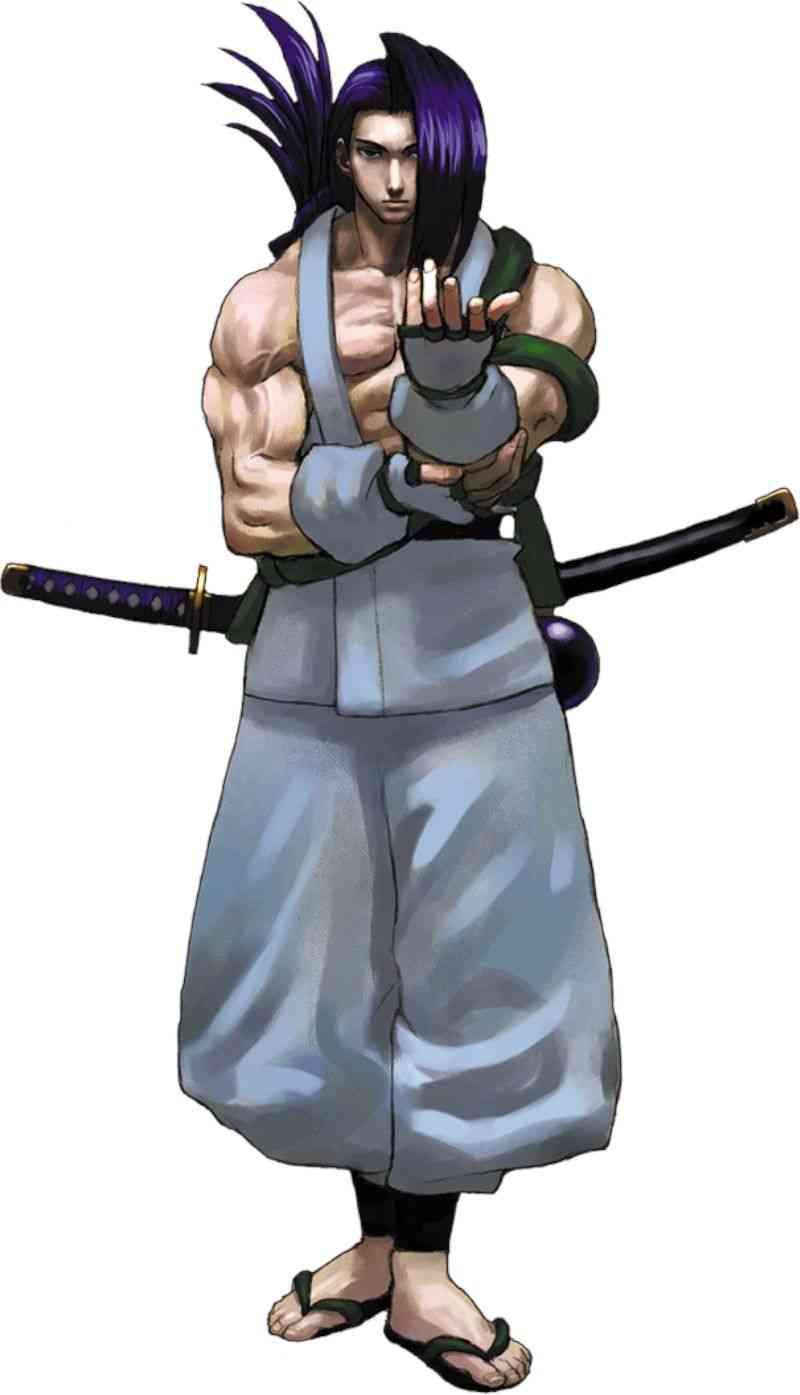 Samurai Shodown Season 2 DLC Sogetsu