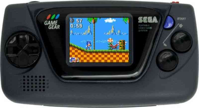 SEGA Game Gear Micro announced