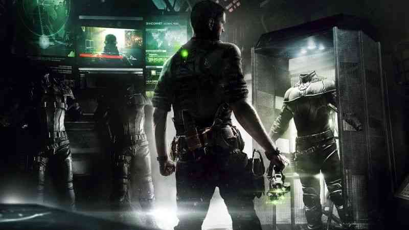 Splinter Cell Animation Coming To Netflix