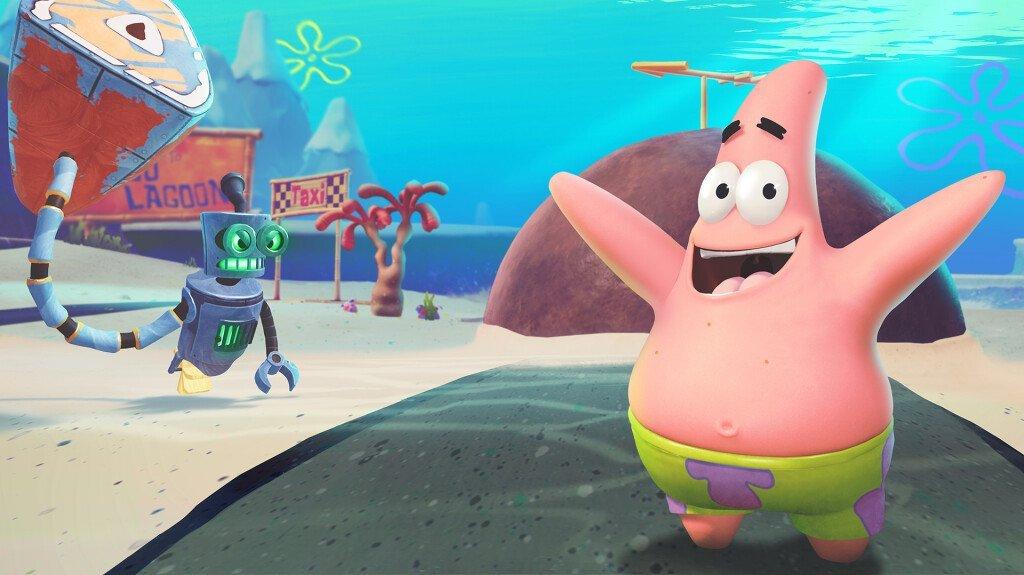 Spongebob Squarepants: Battle for Bikini Bottom Rehydrated Review