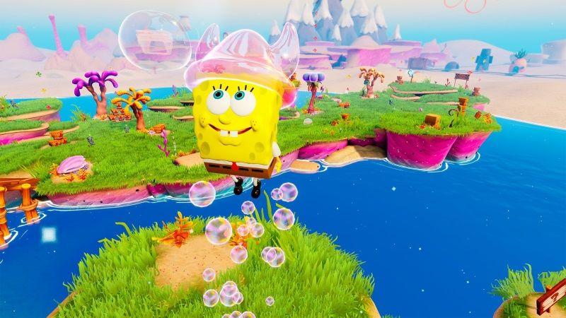 What to do in SpongeBob SquarePants: Battle for Bikini Bottom Rehydrated?