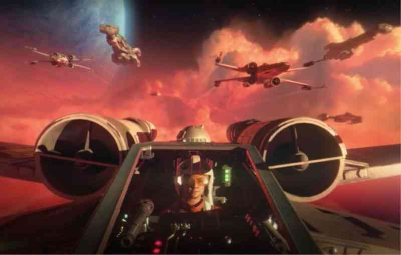 Star Wars: Squadrons Gameplay Revealed
