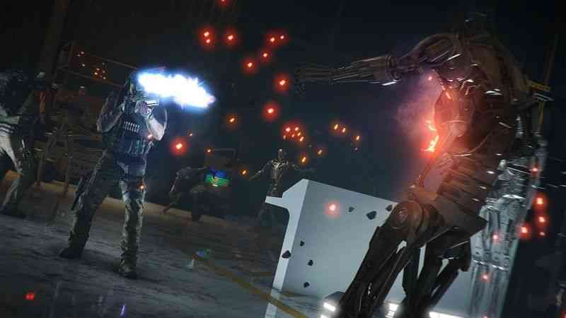Terminator Invades Ghost Recon Breakpoint