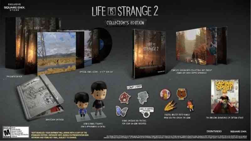 The Life Is Strange 2 streaming free demo for PC